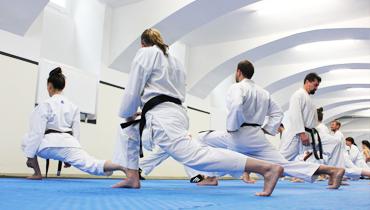 Karate für Kinder Wien